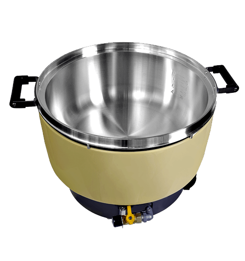 סיר אורז ייחודי למסעדות ומטבחים תעשייתיים